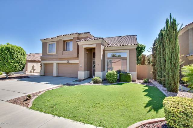 17667 N 54TH Avenue, Glendale, AZ 85308 (MLS #5968294) :: CC & Co. Real Estate Team