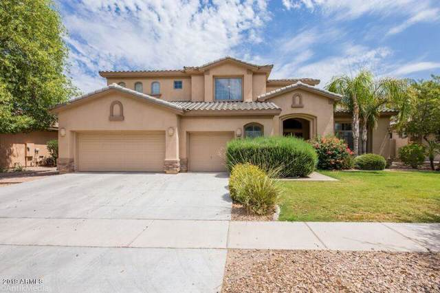 4768 E Ironhorse Road, Gilbert, AZ 85297 (MLS #5968313) :: BIG Helper Realty Group at EXP Realty