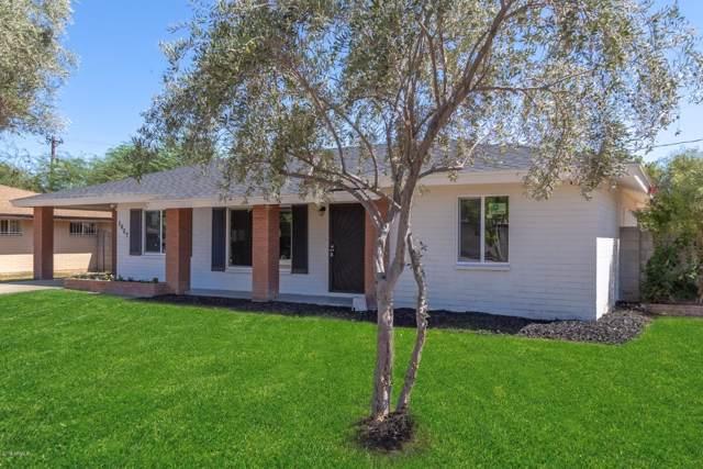 3607 W Medlock Drive, Phoenix, AZ 85019 (MLS #5968320) :: CC & Co. Real Estate Team
