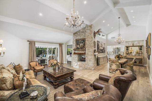 7368 E Laredo Lane, Scottsdale, AZ 85250 (MLS #5968325) :: The Daniel Montez Real Estate Group