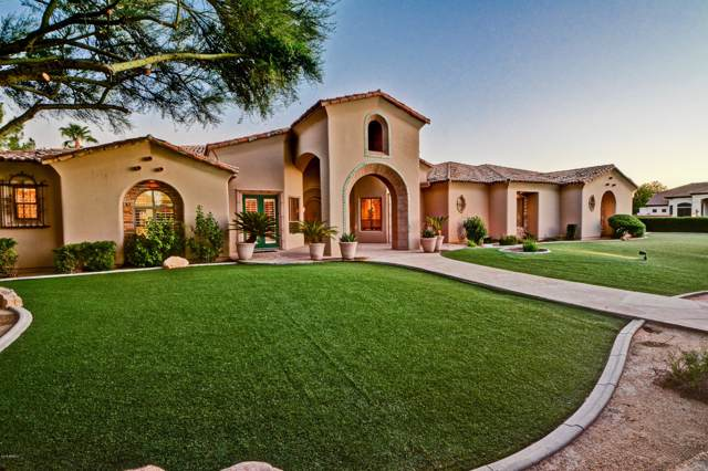 2333 E Elmwood Place, Chandler, AZ 85249 (MLS #5968341) :: My Home Group
