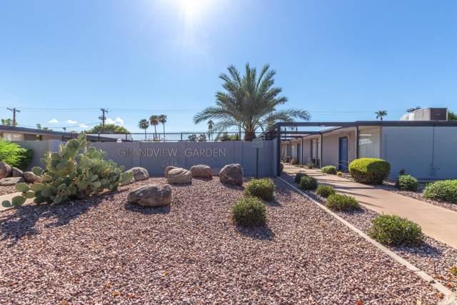 4646 N 11TH Avenue #114, Phoenix, AZ 85013 (MLS #5968380) :: Brett Tanner Home Selling Team