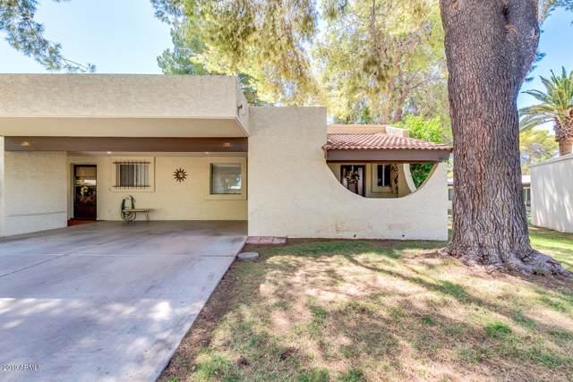 131 N Higley Road #73, Mesa, AZ 85205 (MLS #5968411) :: RE/MAX Excalibur