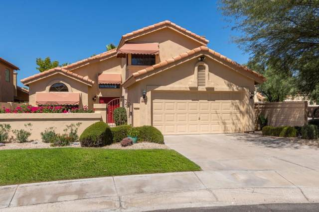 9582 E Dreyfus Place, Scottsdale, AZ 85260 (MLS #5968420) :: The Laughton Team