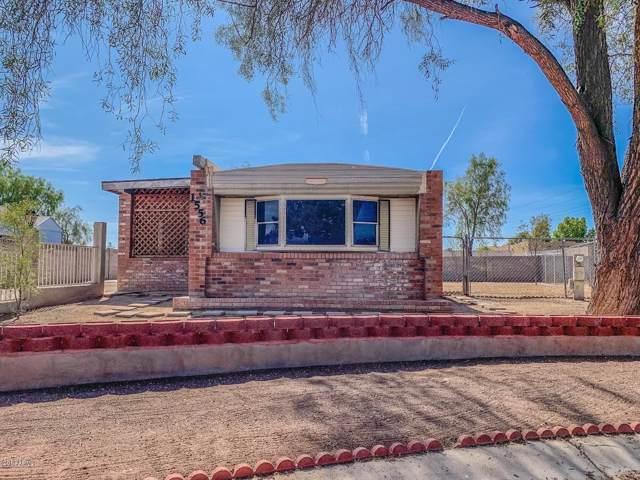1556 N 181ST Lane, Goodyear, AZ 85395 (MLS #5968421) :: The Property Partners at eXp Realty