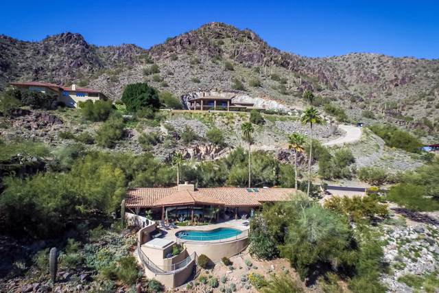 7539 N Clearwater Parkway, Paradise Valley, AZ 85253 (MLS #5968426) :: The Kenny Klaus Team