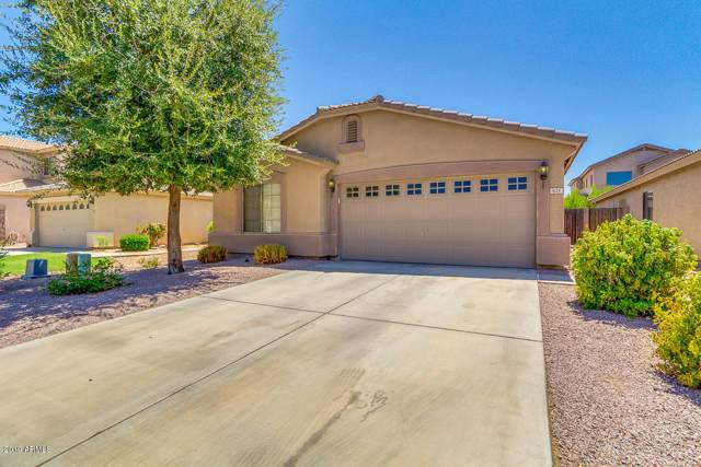 825 E Geona Street, San Tan Valley, AZ 85140 (MLS #5968432) :: Yost Realty Group at RE/MAX Casa Grande