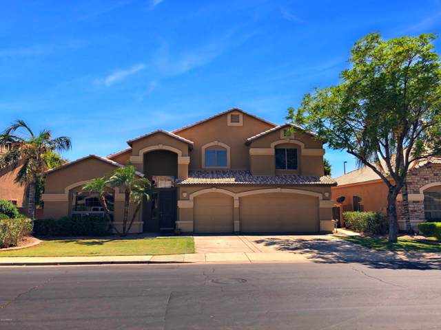 6949 E Monte Avenue, Mesa, AZ 85209 (MLS #5968440) :: RE/MAX Excalibur