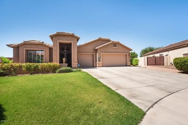 3635 E Loma Vista Street, Gilbert, AZ 85295 (MLS #5968460) :: RE/MAX Excalibur