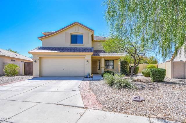 1595 E Elaine Drive, Casa Grande, AZ 85122 (MLS #5968467) :: Arizona 1 Real Estate Team