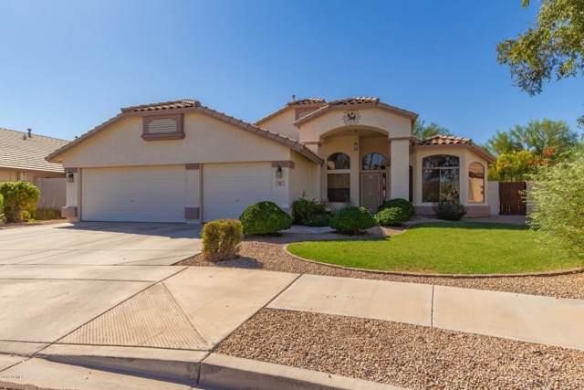 792 N 168TH Avenue, Goodyear, AZ 85338 (MLS #5968473) :: RE/MAX Excalibur