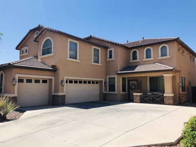 34718 N Mirandesa Drive, San Tan Valley, AZ 85143 (MLS #5968475) :: Yost Realty Group at RE/MAX Casa Grande