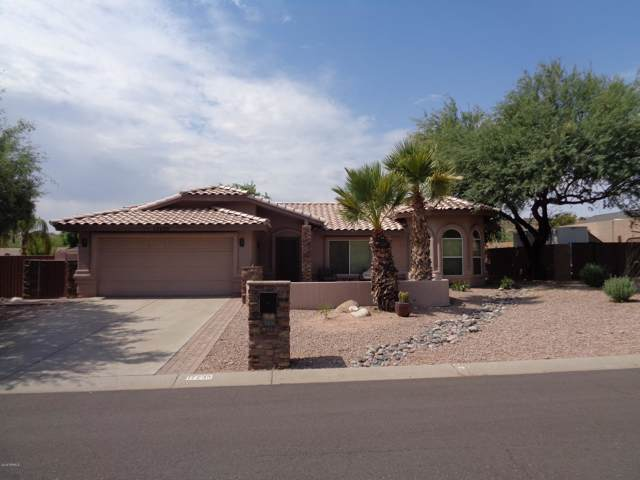 17235 E Vallecito Drive, Fountain Hills, AZ 85268 (MLS #5968489) :: Yost Realty Group at RE/MAX Casa Grande