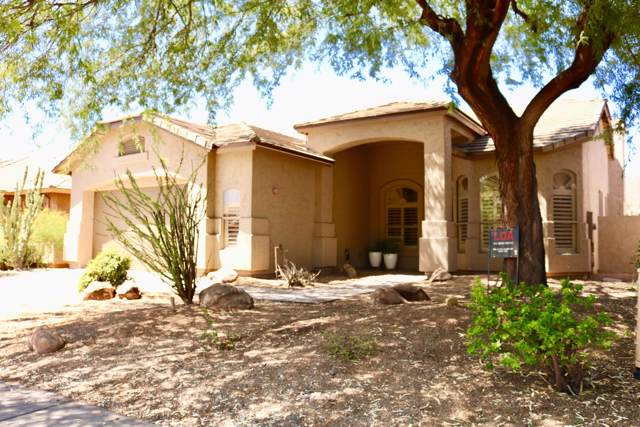 7340 E Fledgling Drive, Scottsdale, AZ 85255 (MLS #5968490) :: The W Group