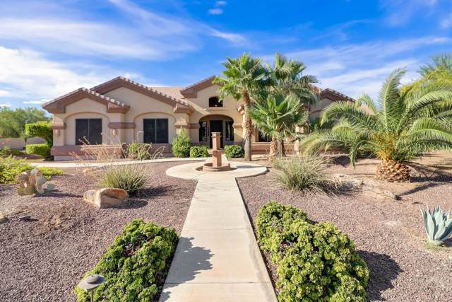 19522 W Huron Lane, Buckeye, AZ 85326 (MLS #5968496) :: Riddle Realty Group - Keller Williams Arizona Realty
