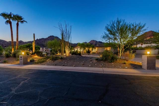 4002 E Sierra Vista Drive, Paradise Valley, AZ 85253 (MLS #5968513) :: The W Group