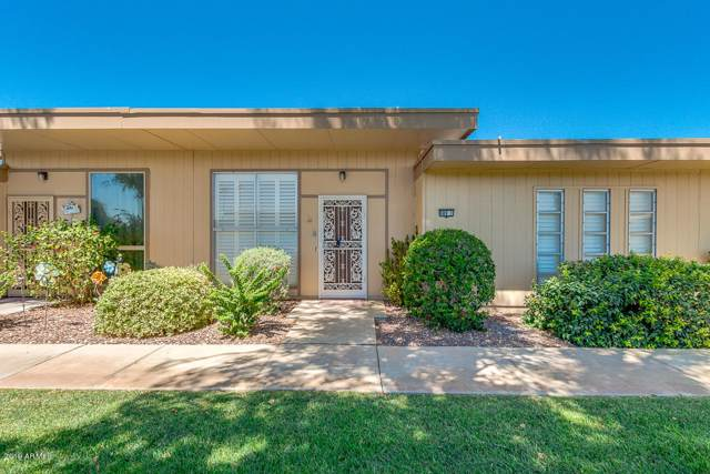 13089 N 100TH Avenue T, Sun City, AZ 85351 (MLS #5968533) :: RE/MAX Excalibur