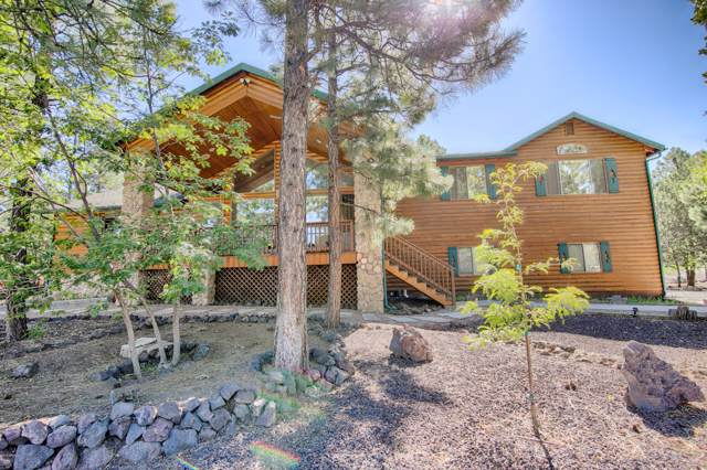726 Pine Branch Lane, Pinetop-Lakeside, AZ 85929 (MLS #5968545) :: Phoenix Property Group