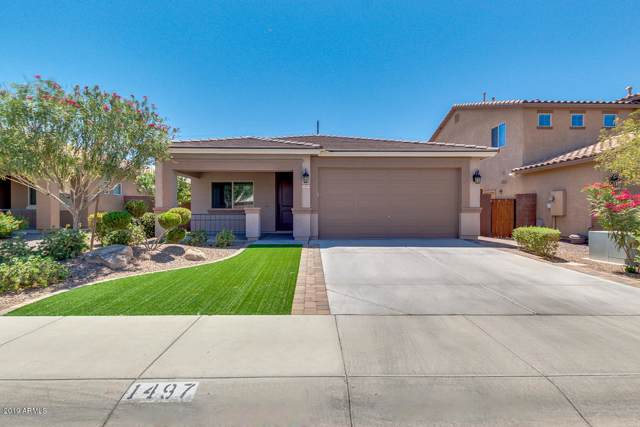 1497 W Crape Road, San Tan Valley, AZ 85140 (MLS #5968546) :: Yost Realty Group at RE/MAX Casa Grande