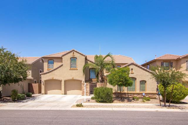 2748 S Cupertino Drive, Gilbert, AZ 85295 (MLS #5968562) :: My Home Group