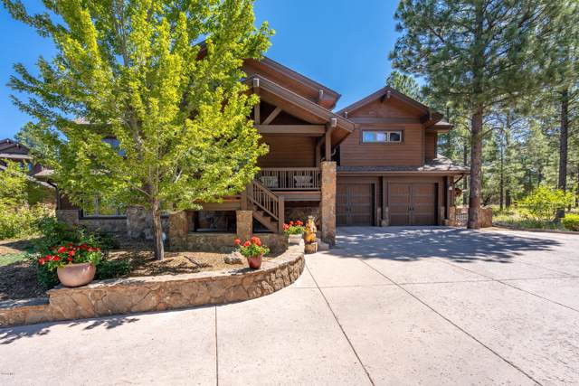 1917 E La Cantera Court, Flagstaff, AZ 86005 (MLS #5968570) :: Lifestyle Partners Team