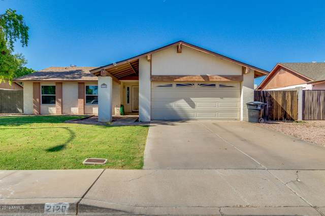 2120 E Enid Avenue, Mesa, AZ 85204 (MLS #5968576) :: My Home Group