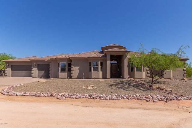 14518 E Gamble Lane, Scottsdale, AZ 85262 (MLS #5968581) :: My Home Group
