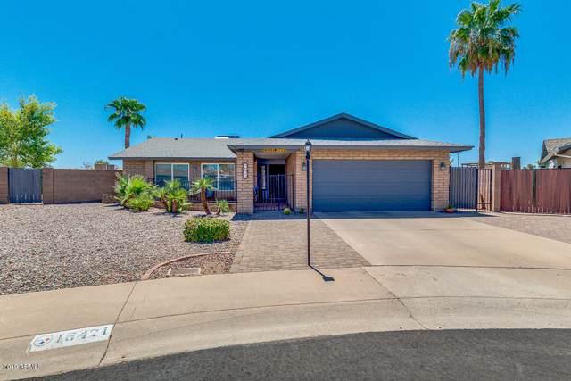 16421 N 45TH Avenue, Glendale, AZ 85306 (MLS #5968585) :: Riddle Realty Group - Keller Williams Arizona Realty