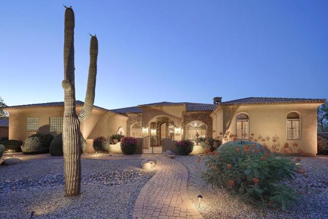 6828 E Monterra Way, Scottsdale, AZ 85266 (MLS #5968596) :: The Bill and Cindy Flowers Team