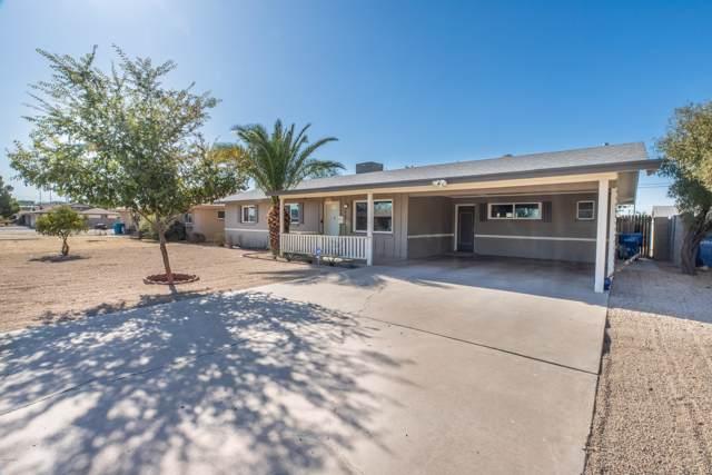3607 W Orange Drive, Phoenix, AZ 85019 (MLS #5968620) :: CC & Co. Real Estate Team