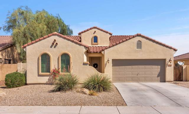 3542 E Powell Place, Chandler, AZ 85249 (MLS #5968642) :: Lifestyle Partners Team