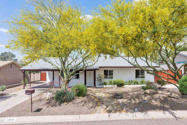 1308 E Ruth Avenue, Phoenix, AZ 85020 (MLS #5968646) :: Lux Home Group at  Keller Williams Realty Phoenix