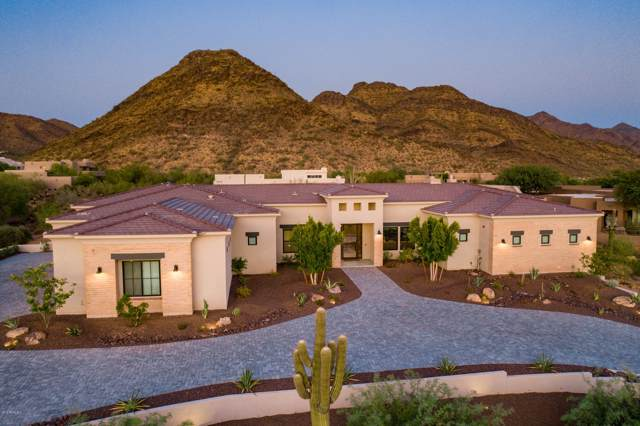 21975 N 97TH Street, Scottsdale, AZ 85255 (MLS #5968654) :: The W Group