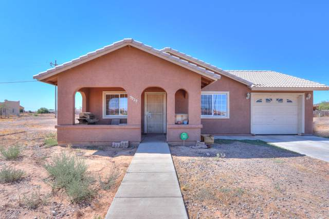 9929 W Devonshire Drive, Arizona City, AZ 85123 (MLS #5968655) :: CC & Co. Real Estate Team