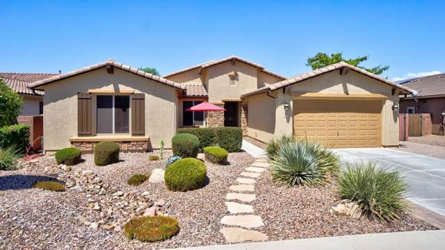 696 W Yellow Wood Avenue, Queen Creek, AZ 85140 (MLS #5968683) :: The Laughton Team
