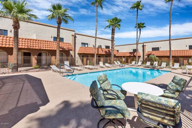 16510 E Palisades Boulevard #14, Fountain Hills, AZ 85268 (MLS #5968692) :: Yost Realty Group at RE/MAX Casa Grande