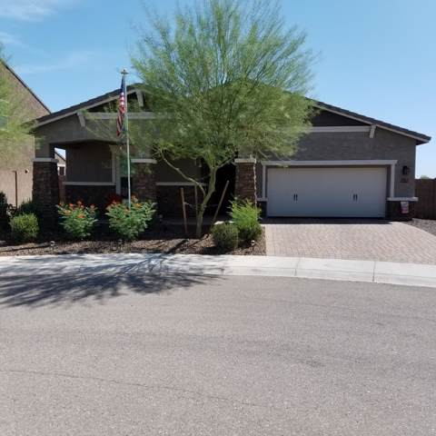 29215 N 119TH Lane, Peoria, AZ 85383 (MLS #5968699) :: Brett Tanner Home Selling Team