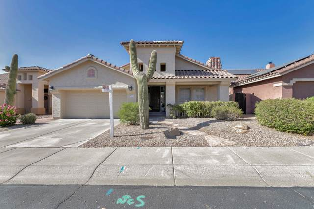 4314 E Desert Marigold Drive, Cave Creek, AZ 85331 (MLS #5968707) :: The W Group