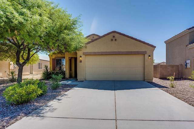 5233 S 236TH Circle, Buckeye, AZ 85326 (MLS #5968718) :: Conway Real Estate