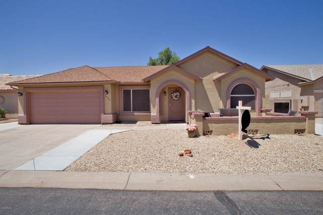 6802 S Pebble Beach Drive, Chandler, AZ 85249 (MLS #5968734) :: Lifestyle Partners Team