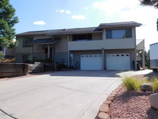 1408 N Farview Drive, Payson, AZ 85541 (MLS #5968737) :: Lifestyle Partners Team