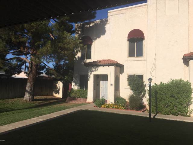 2535 N 15TH Street #5, Phoenix, AZ 85006 (MLS #5968738) :: Lifestyle Partners Team