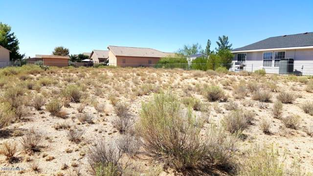 27090 S Bennett Way, Congress, AZ 85332 (MLS #5968762) :: The Laughton Team