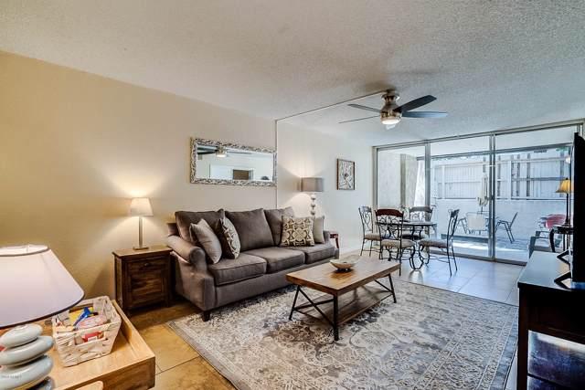 7625 E Camelback Road 108A, Scottsdale, AZ 85251 (MLS #5968774) :: Lux Home Group at  Keller Williams Realty Phoenix
