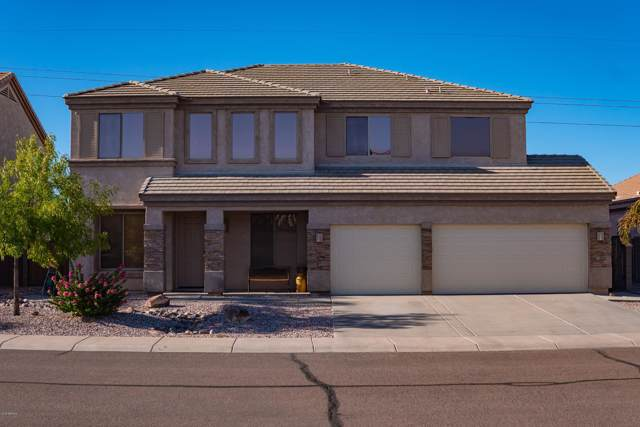 9440 W Alex Avenue, Peoria, AZ 85382 (MLS #5968799) :: Brett Tanner Home Selling Team