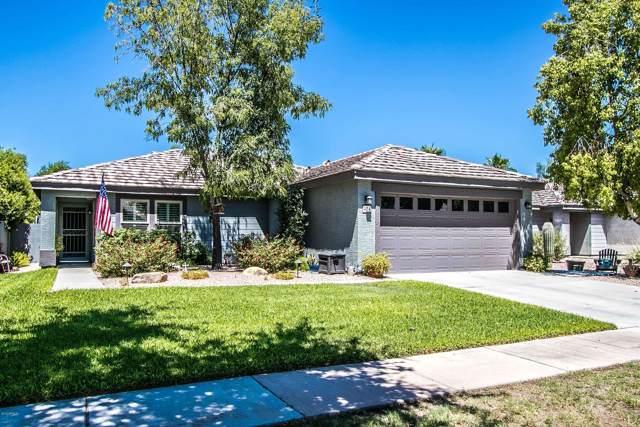 474 W Midland Lane, Gilbert, AZ 85233 (MLS #5968828) :: CC & Co. Real Estate Team