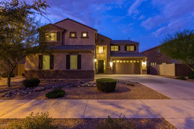 19668 E Raven Drive, Queen Creek, AZ 85142 (MLS #5968852) :: The Garcia Group