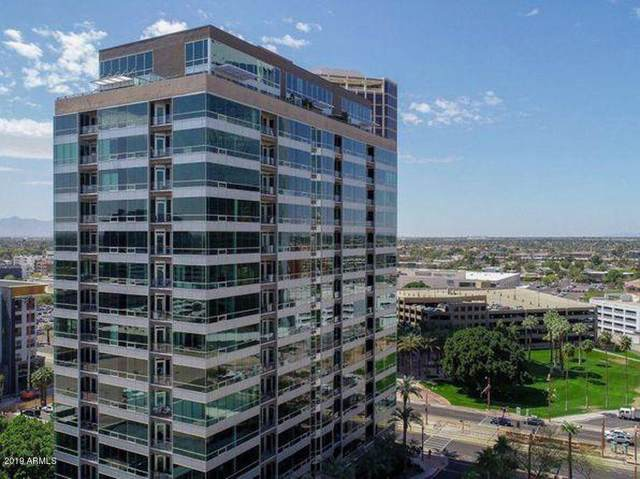 1 E Lexington Avenue #208, Phoenix, AZ 85012 (MLS #5968853) :: Cindy & Co at My Home Group