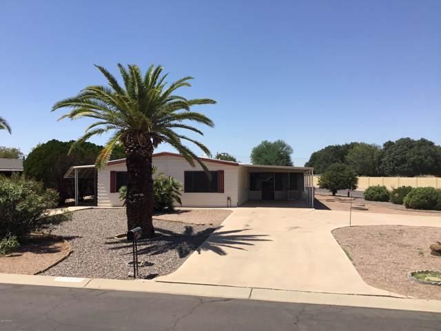 25448 S Montana Avenue, Sun Lakes, AZ 85248 (MLS #5968862) :: CC & Co. Real Estate Team