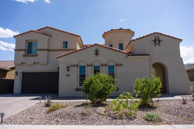 2161 E Tomahawk Drive, Gilbert, AZ 85298 (MLS #5968864) :: The Kenny Klaus Team